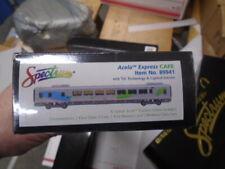 HO Scale Bachmann Spectrum 89941 AMTK Amtrak Acela Express Cafe Passenger