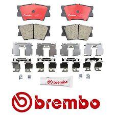 Brembo P83089N Disc Brake Pad - Premium Ceramic OE Alternative, Rear NEW