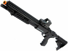S&T Full Metal Airsoft Training Shotgun Tactical Style LE Stock Black NEW
