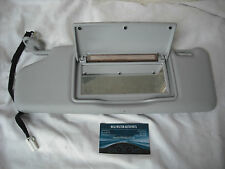 VOLVO S40 V40 gris iluminado Sunvisor N/S Izquierda del lado del pasajero 96-00