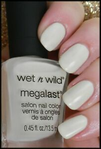 Wet N Wild Megalast Wild Shine 1 Step Wonder Gel Nail Polish  CHOOSE YOUR COLOR
