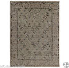restoration hardware yata sand rug 10x14 brand new wool msrp