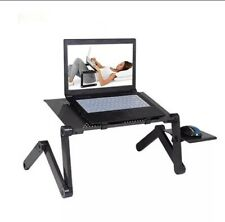 360° Adjustable Foldable Laptop Notebook PC Desk Table Stand Bed