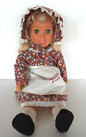 "Little House On The Prairie Rose Doll 18"" M.I.I. Jointed Plastic 1997"