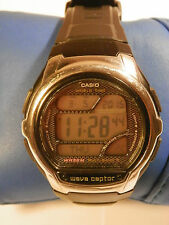 Casio Wave Ceptor WV-58U WORLD TIME 3053 ILLUMINATOR