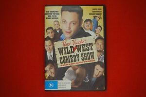 Vince Vaughn's Wild West Comedy Show - DVD - Free Postage !!