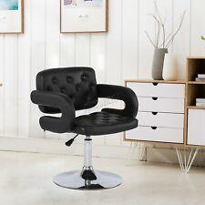 WestWood A825-006 Beauty Salon Leather Chair - Black