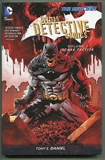 BATMAN DETECTIVE COMICS VOLUME 2 - SCARE TACTICS  - HARDCOVER - NEW DC 52