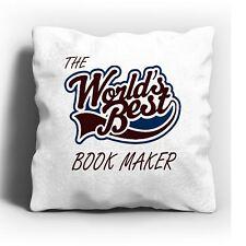 Die Worlds Best Buch Hersteller Kissen