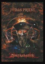 Judas Priest Nostradamus Large Textile Flag/Poster 1100mm x 750mm (hr)