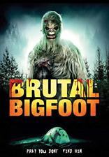 Brutal Bigfoot Dvd New