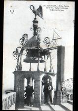 BOURGES (18) MILITAIRE au BEFFROI & PELICAN animé en 1915