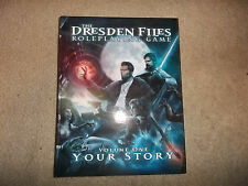 Fate RPG The Dresden Files Volume 1 One Your Story