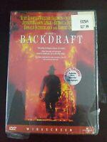 BACKDRAFT NEW DVD Kurt Russell William Baldwin Robert De Niro