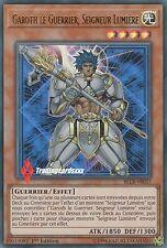 ♦Yu-Gi-Oh!♦ Garoth le Guerrier, Seigneur Lumière : BLLR-FR037 -VF/Ultra Rare-