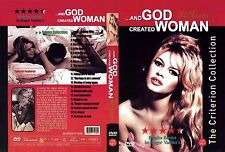 Et Dieu... Crea la Femme, ..And God Created Woman (1956)-Brigitte Bardot  DVD