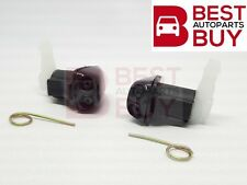 2 Wiper Washer Windshield Nozzle Spray For 1987-1998 Toyota Corolla AE101 ST171