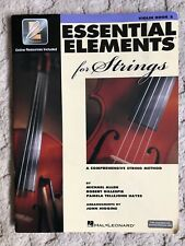 Essential Elements for Strings, Violin Book 2