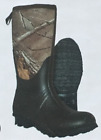 Youth Hunting Boots Itasca Everglades 100% Waterproof 4MM Neoprene Camo Size 2