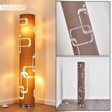 Lampadaire Lampe sur pied Lampe de bureau Lampe de séjour Lampe de couloir Tissu