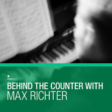 Behind The Counter With Max Richter (2017, CD NUEVO)2 DISC SET