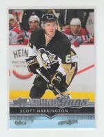 [71398] 2014-15 UPPER DECK YOUNG GUNS SCOTT HARRINGTON #456 RC