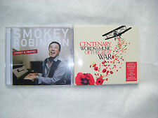 Smokey Robinson & Friends,Centenary Words & Music of The Great War New not s/wr
