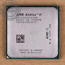 AMD Athlon II X2 260u - 1.8 GHz (AD260USCK23GM) Socket AM3 Dual-Core CPU 533 MHz