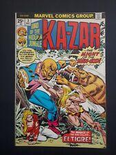 Ka-Zar #3 (1974) FN+ MVS intact