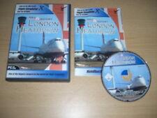 Mega Aeropuerto de Londres Heathrow PC NAC Add-On Flight Simulator X y 2004 Fsx FS2004