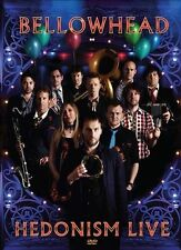 BELLOWHEAD - HEDONISM LIVE NEW DVD