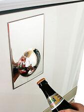 ABREBOTELLAS Refrigerador XL Imán Acero inox. Destapador Abridor de botellas