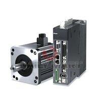 DELTA NEW ASD-B2-0721-B + ECMA-C20807RS PLC 750W SERVO SYSTEM DRIVE MOTOR