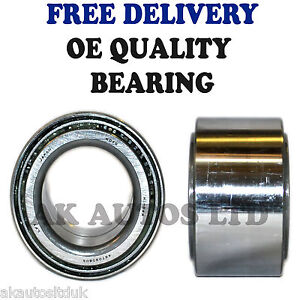 For NISSAN CUBE 1.4 1.5 02-08 FRONT WHEEL FLANGE HUB AXLE BEARING KIT 4000194NP