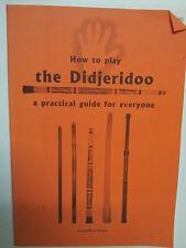 How to play THE DIDJERIDOO Jonathan Cope