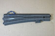 MARKLIN MäRKLIN 24711 C TRACK ELECTRIC LEFT POINT 236mm 12.1 degree pz