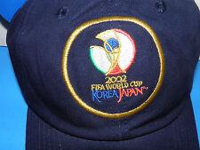 2002 FIFA World Cup Korea Japan Logo Hat by Adidas (NWT)
