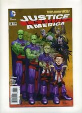 JUSTICE LEAGUE OF AMERICA #3 1:10 MAD INCENTIVE VARIANT COVER *NEW 52!*