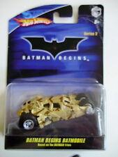 Batmobile Tumbler von Mattel   Batman begins    rare Hot Wheels
