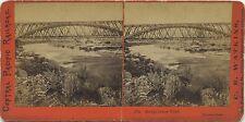 C.P.R.R Hart/Watkins series # 278 Fourth crossing Truckee River 1860's