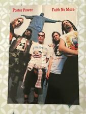 FAITH NO MORE VINTAGE Wall Poster Rock METAL