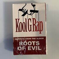 Kool G Rap Snippets from Roots of Evil (Cassette)