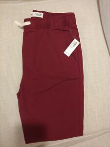 Old Navy Boys XL (14-16) Red / Burgandy pants New with tags