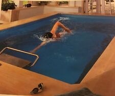 Endless pool 9'x16'