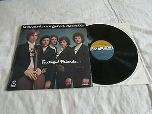 THE NEW YORK ROCK & ROLL ENSEMBLE  '69 UK ATCO LP ORIG. U.S PSYCH ROCK BAND.