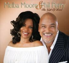 Phil Perry, Melba Moore & Phil Perry - Gift of Love [New CD]