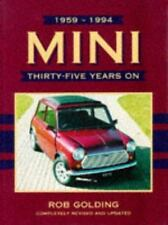 Mini Thirty-Five Years on (Marque History), Golding, Rob, 1855324644, Book, Acce