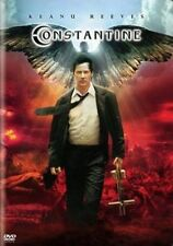 Constantine 0085393894221 With Keanu Reeves DVD Region 1