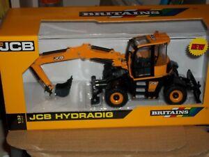 BRITAINS   43178 JCB HYDRRADIG 110W  EXCAVATOR     NEW BOXED