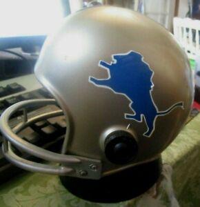 1973 Pro Sports Marketing Detroit Lions Football Helmet shaped Transistor radio